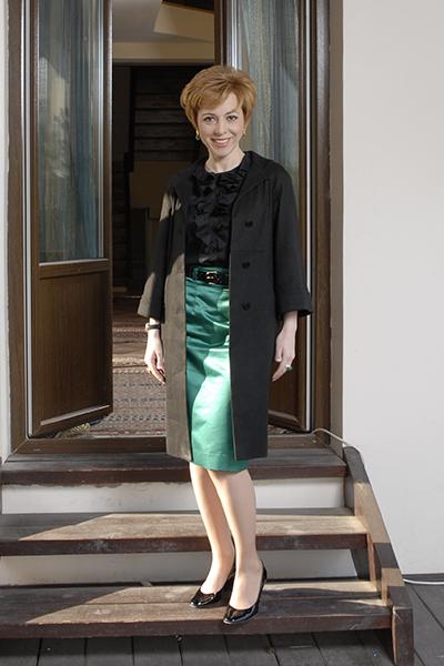 Фото №1 - Как журналистка Максимовская стала банкиром