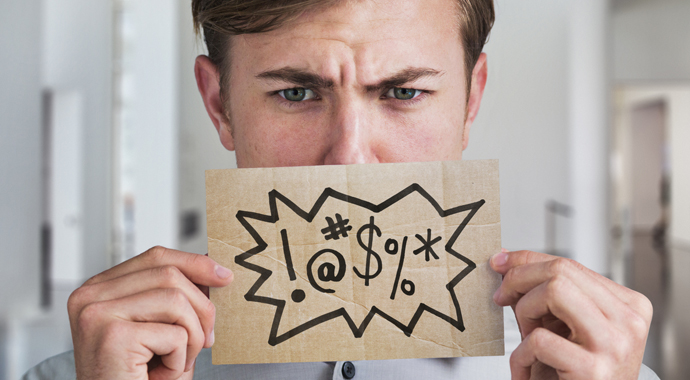 Когда «плохие слова» хороши для психики