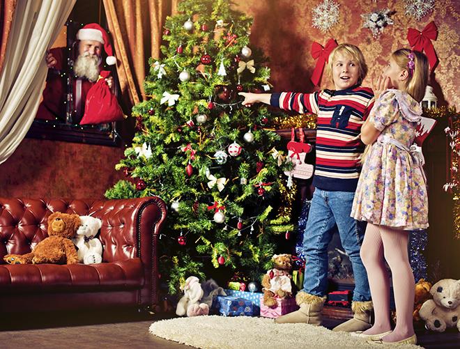 Сколько стоит вызвать Деда Мороза и Снегурочку в Ростове