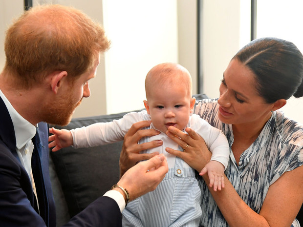 Фото №1 - Как выглядит повзрослевший Арчи Сассекский: новые фото сына Гарри и Меган