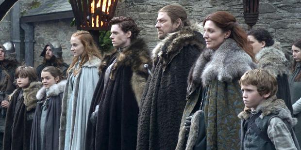 ФотоКадр из сериала «Игра престолов», 2011–2019 гг.