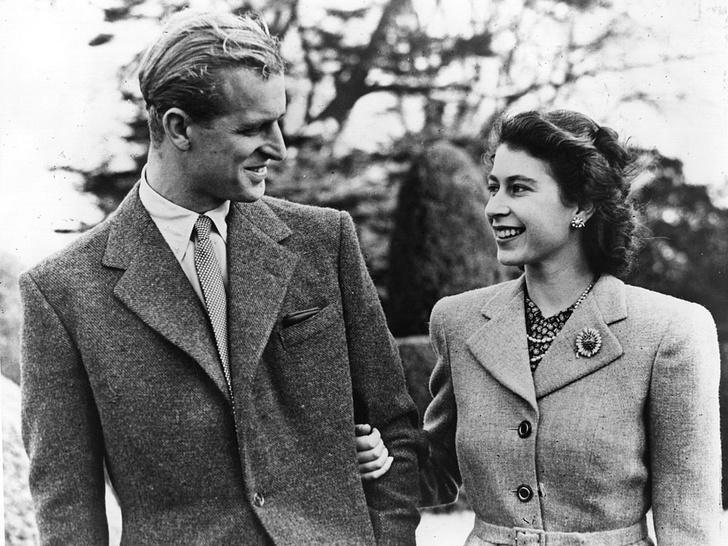Фото №1 - Безоблачное счастье: каким был медовый месяц Елизаветы и принца Филиппа