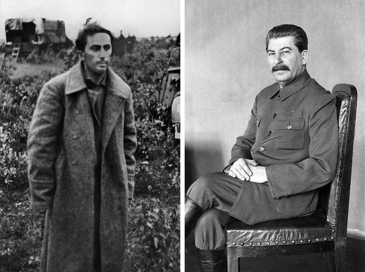 Фото №5 - Грехи отцов: как сложились судьбы детей диктаторов XX века