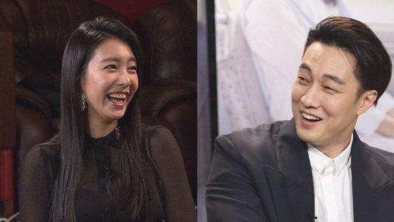 Фото №1 - Знаменитые корейские парочки с большой разницей в возрасте 💕