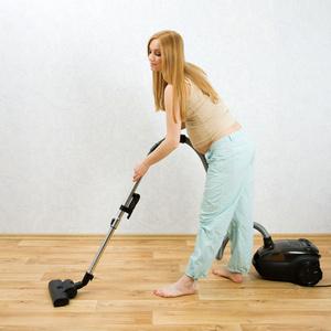 Фото №1 - Дела домашние: беременность и уборка