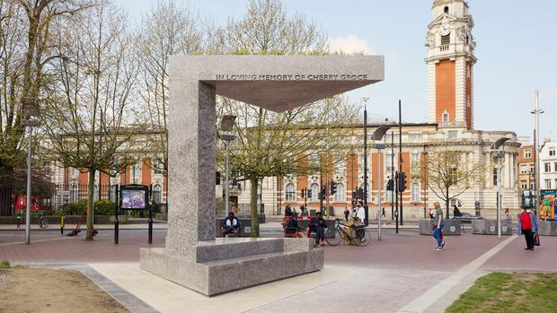 Фото №2 - Мемориал Черри Гроус в Брикстоне по проекту Дэвида Аджайе