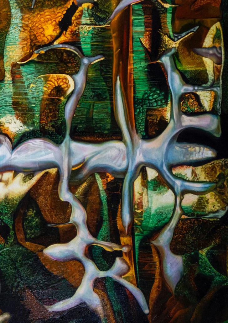 Фото №2 - Выставка художника Саши Купаляна в Санкт-Петербурге