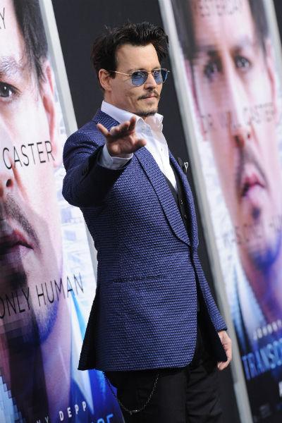 Джонни Депп отказался от «Оскара»