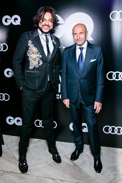 Фото №1 - Болезненная худоба: с Игоря Крутого стали спадать концертные брюки