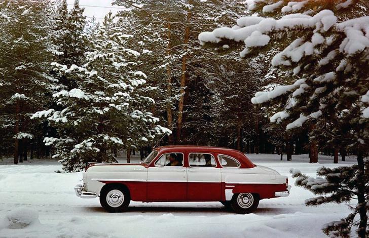 Фото №2 - «По дороге едет ЗИМ…»: советский автомобиль, который неожиданно обогнал время