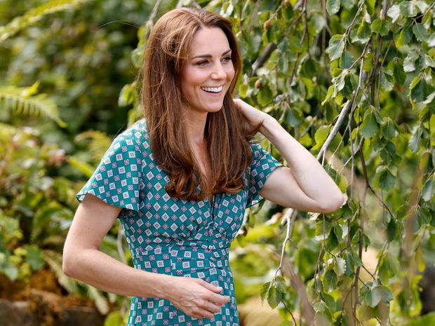 Фото №1 - Что скажет Королева: герцогиня Кейт нарушила протокол дважды за месяц