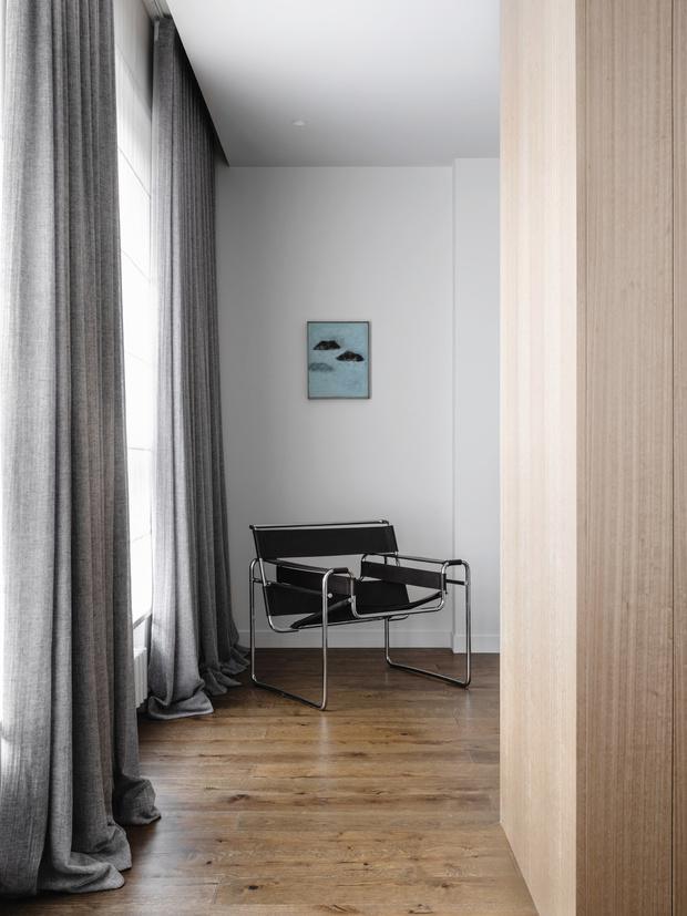 Фото №9 - Минималистичная квартира для отдыха и медитации в Москве