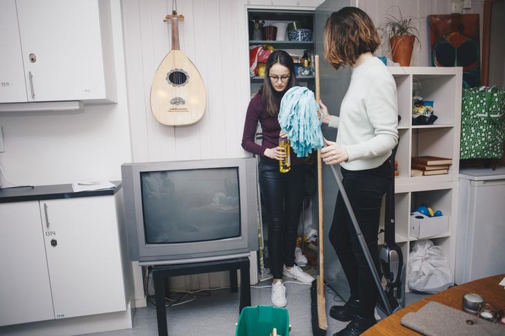 Фото №8 - Соседское соглашение, или как выжить с подругой на съемной квартире