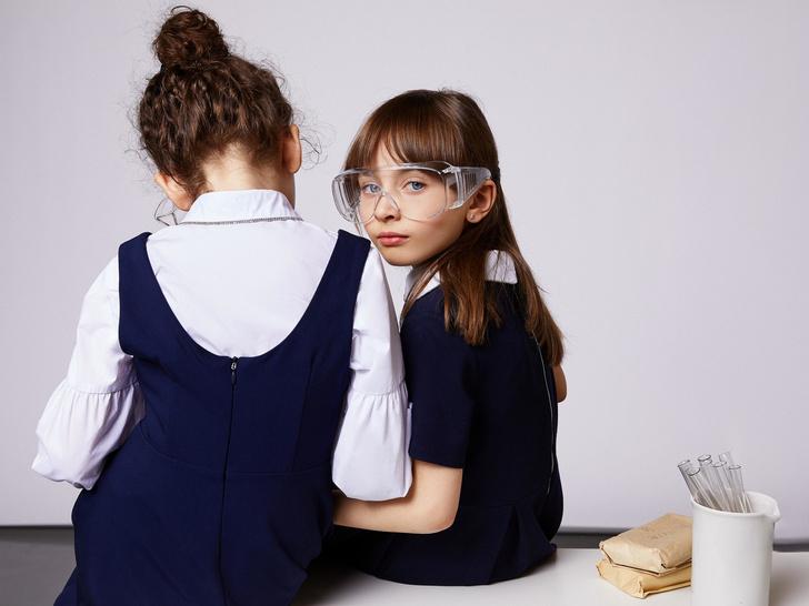 Фото №3 - Какая школьная форма понравится вашему ребенку