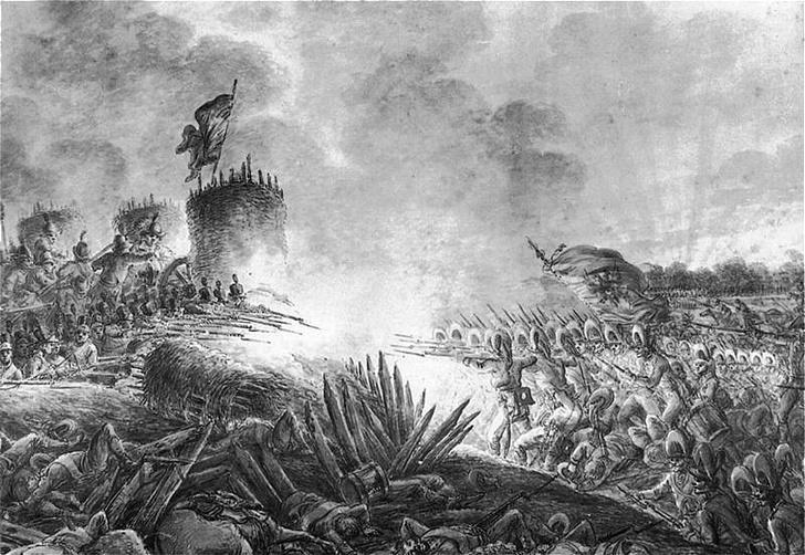 Фото №5 - Суворов: 7 подвигов великого полководца