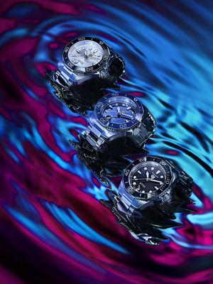Фото №4 - Морская стихия: TAG Heuer представил новые часы Aquaracer Professional 300
