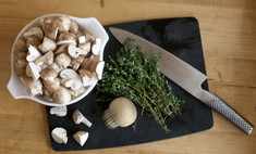 Как приготовить вкусные тушёные грибы в мультиварке