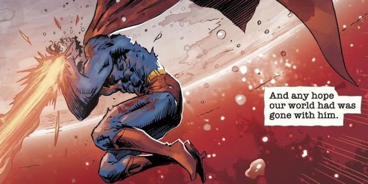 Фото №8 - 10 супергеройских комиксов, по которым можно снять крутые ужастики