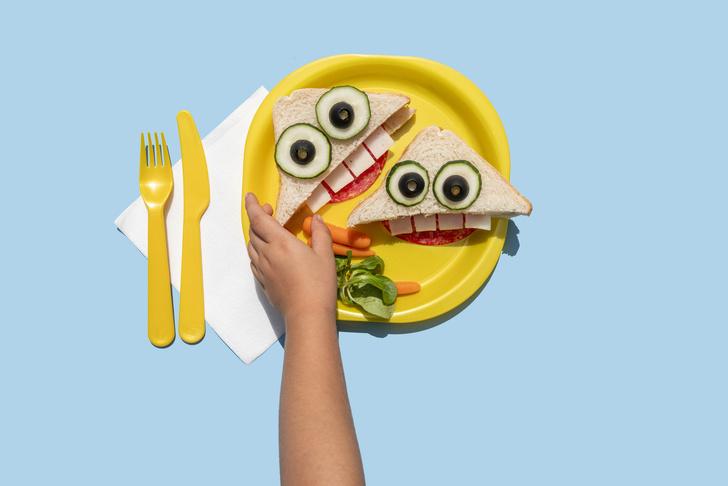 Фото №3 - Здоровое питание для детей: полезные правила и привычки