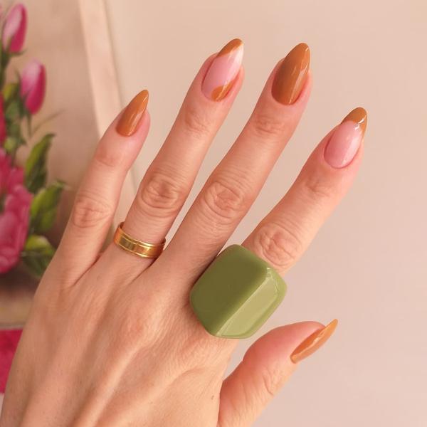 Фото №1 - Какая форма ногтей в тренде этой осенью: 12 идей для стильного маникюра