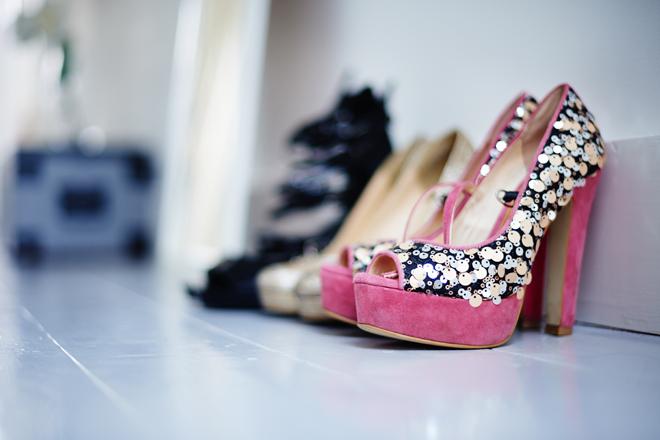 Фото №2 - Любовь к туфлям как полноценные отношения