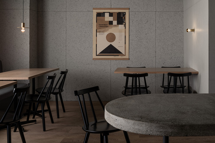 Фото №7 - Минималистский ресторан Grillno в Токио