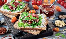 Smørrebrød – скандинавский бутерброд