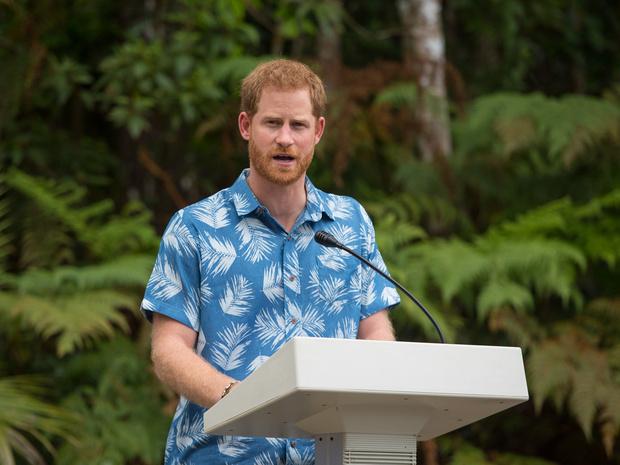 Фото №6 - 12 странных и скандальных высказываний принца Гарри о королевской жизни