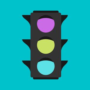 Фото №3 - Тест: Выбери светофор, а мы скажем, какой знак зодиака будет у твоей второй половинки 💞
