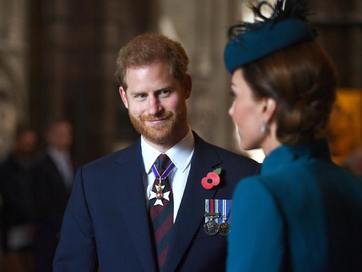 Фото №2 - Последняя радость: как Кейт лишила Гарри его любимых королевских ролей