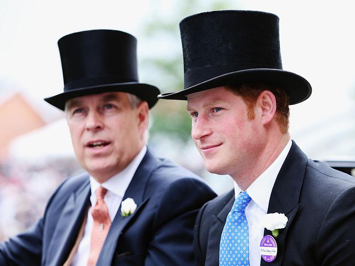 Фото №2 - Запретная тема: почему Гарри и Меган не говорили о скандале вокруг принца Эндрю в своем интервью