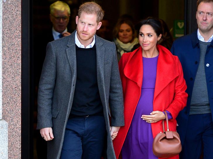 Фото №1 - Совсем не новость: принц Гарри намекнул на имя для дочери задолго до ее рождения