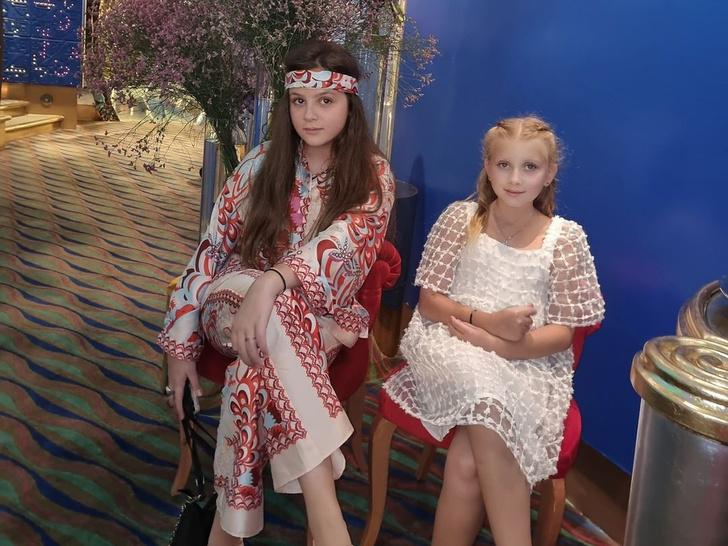 дети Стаса Михайлова