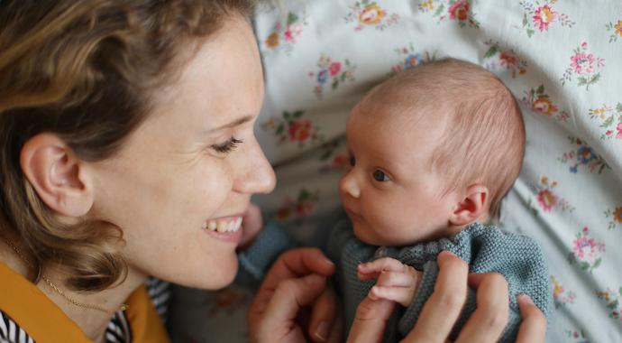Материнство: как почувствовать радость