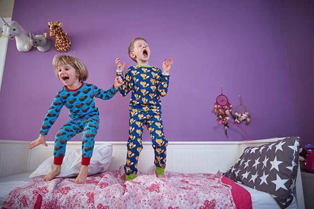 Фото №1 - Гимнастика для гиперактивных малышей