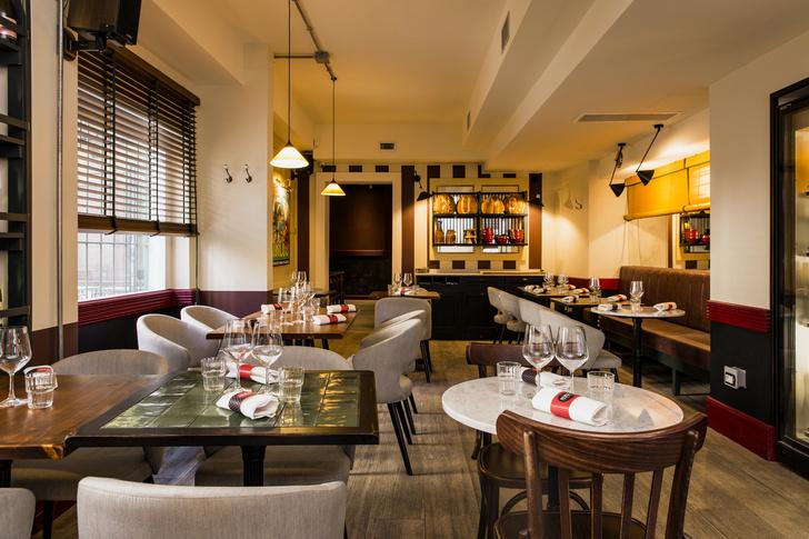 Фото №9 - Уютный ресторан Numa в Риме