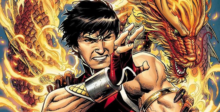 Фото №1 - По новому фильму Marvel «Шан-Чи и легенда десяти колец» выпустят вебтун 😱