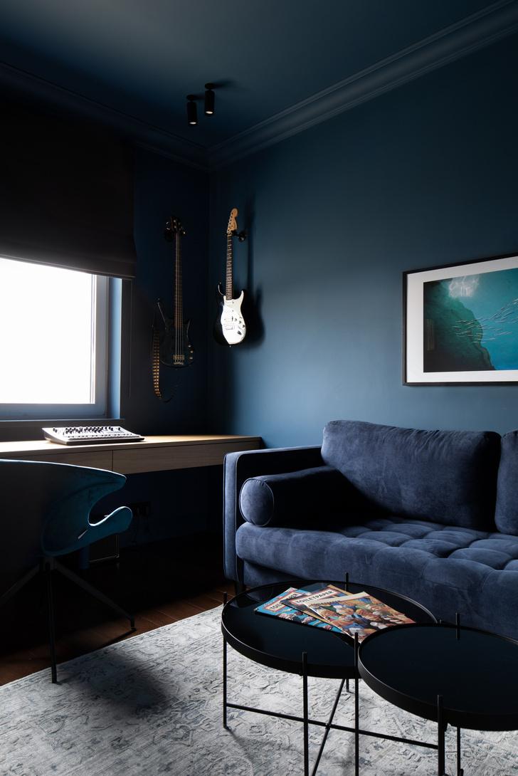 Фото №9 - «Хулиганская» квартира для яркой московской пары