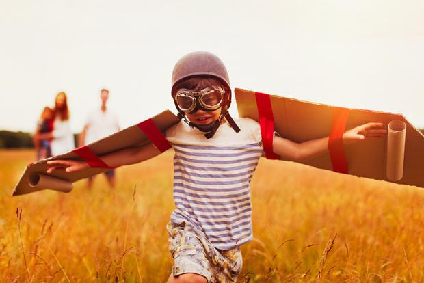 Фото №1 - 5 способов воспитать оптимиста