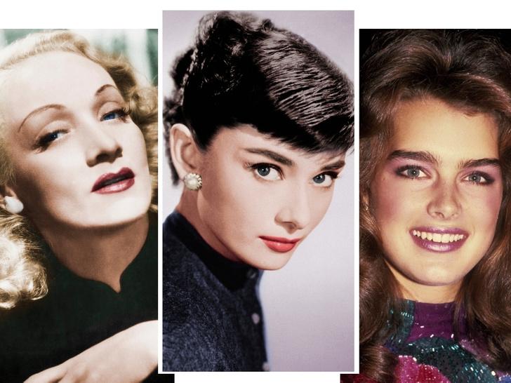 Фото №1 - От Марлен Дитрих до Кары Делевинь: как менялась мода на брови за последние 100 лет