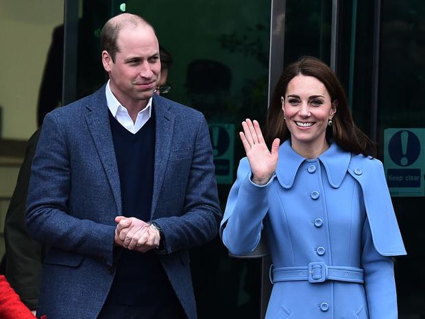 Фото №2 - Прозвище с намеком: как Уильям дразнил Кейт в начале их брака
