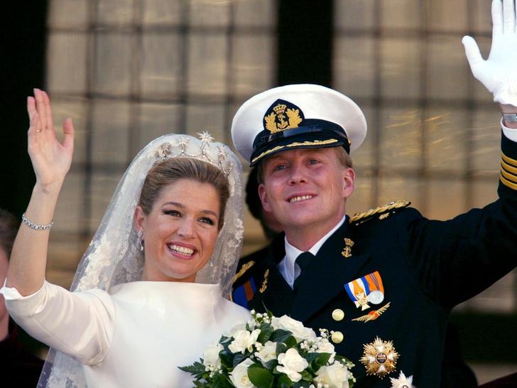 Фото №4 - Невесты из-за границы: принцы и короли, нашедшие свою любовь в другой стране