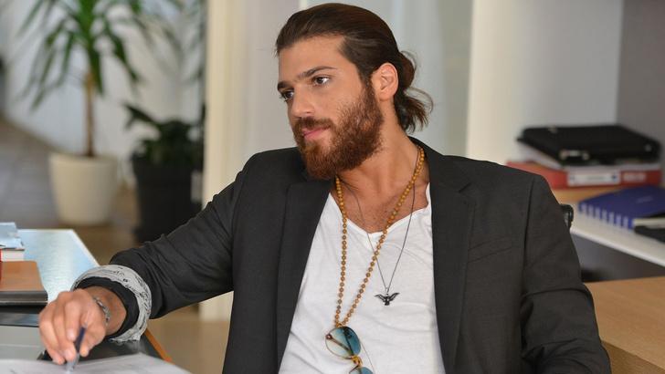 Фото №4 - Осторожно, горячо: самые сексуальные красавчики из турецких сериалов 🔥