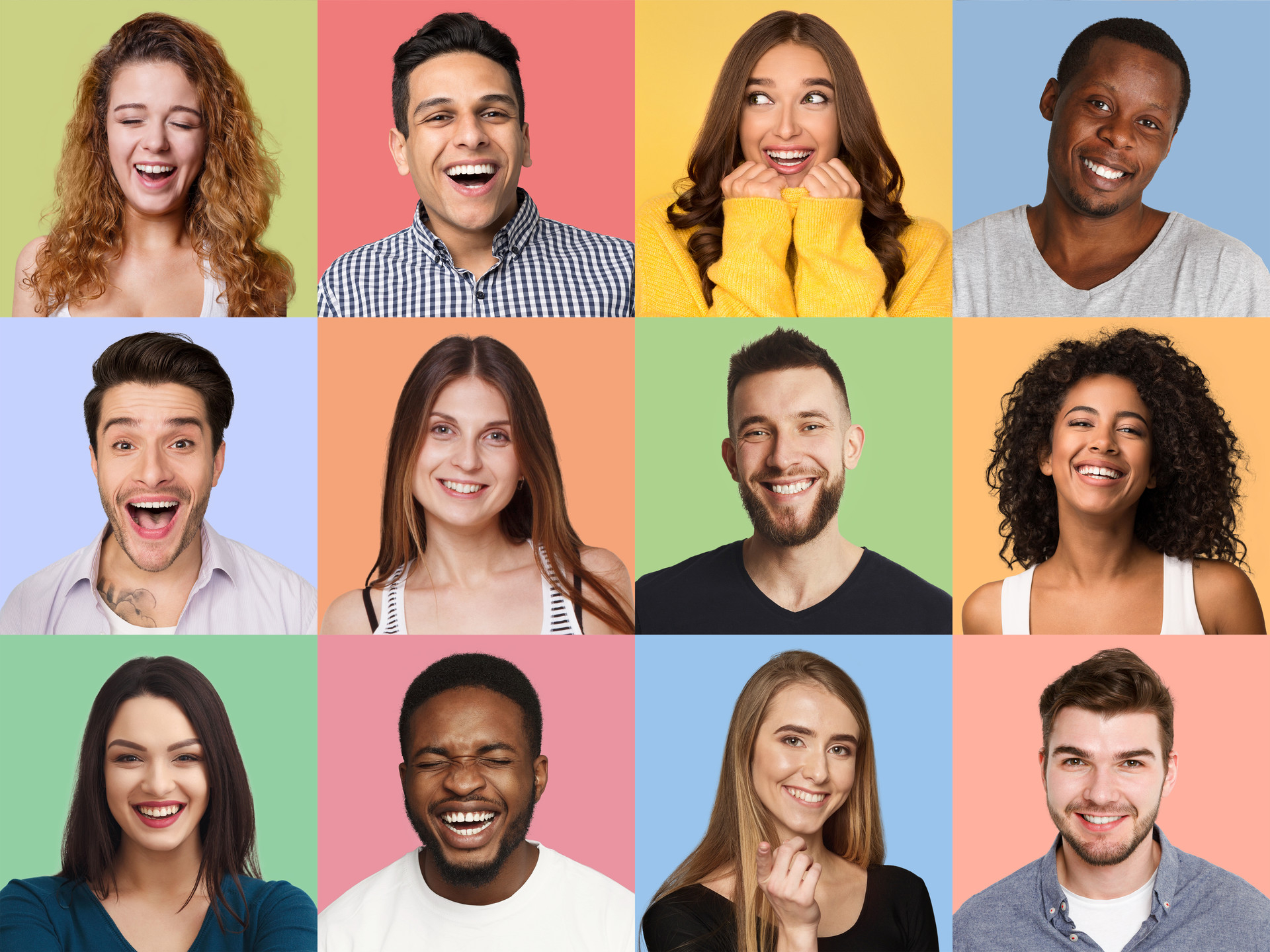 Четыре признака, по которым можно понять, что улыбка фальшивая