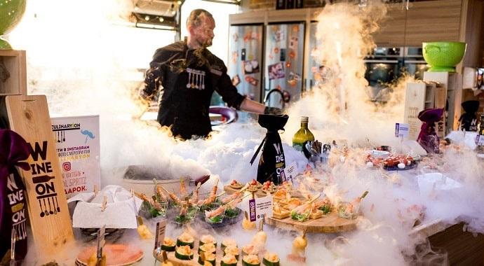 «Кулинарный Диснейленд»: откройте CulinaryOn!