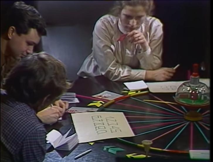 Фото №1 - Красивая загадка с цифрами, озадачившая советских знатоков «Что? Где? Когда?» в 1982 году