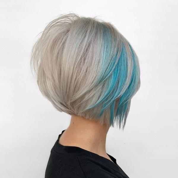Фото №1 - Окрашивание для коротких волос: 10 идей