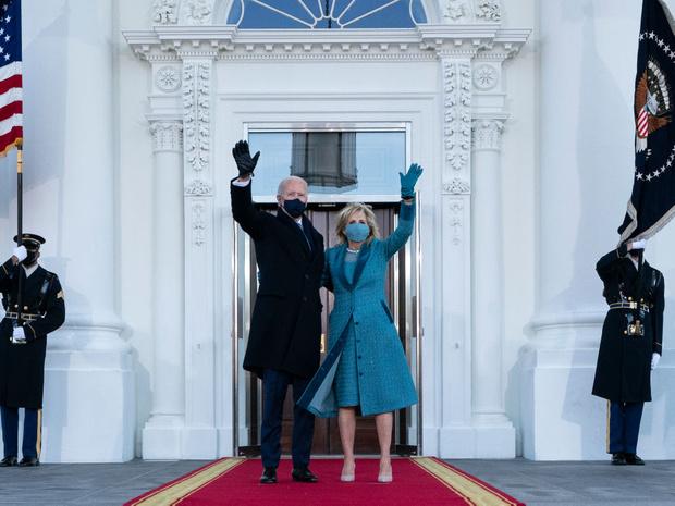 Фото №2 - Любовь в Белом доме: как Джилл Байден поздравила мужа с Днем святого Валентина