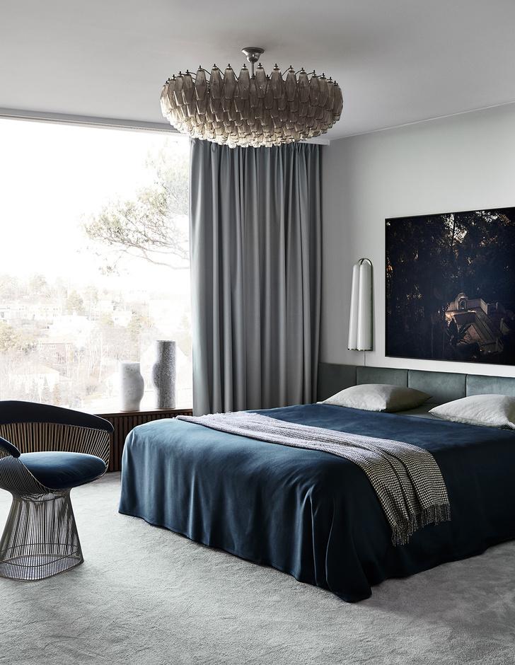Фото №14 - Двухэтажная вилла в Швеции для семьи дизайнеров