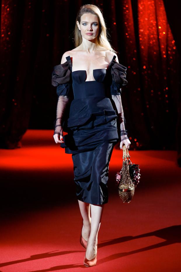 Фото №10 - Дому моды Ulyana Sergeenko присвоен статус члена-корреспондента Федерации высокой моды в Париже